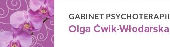 Gabinet Psychoterapii Olga Ćwik-Włodarska